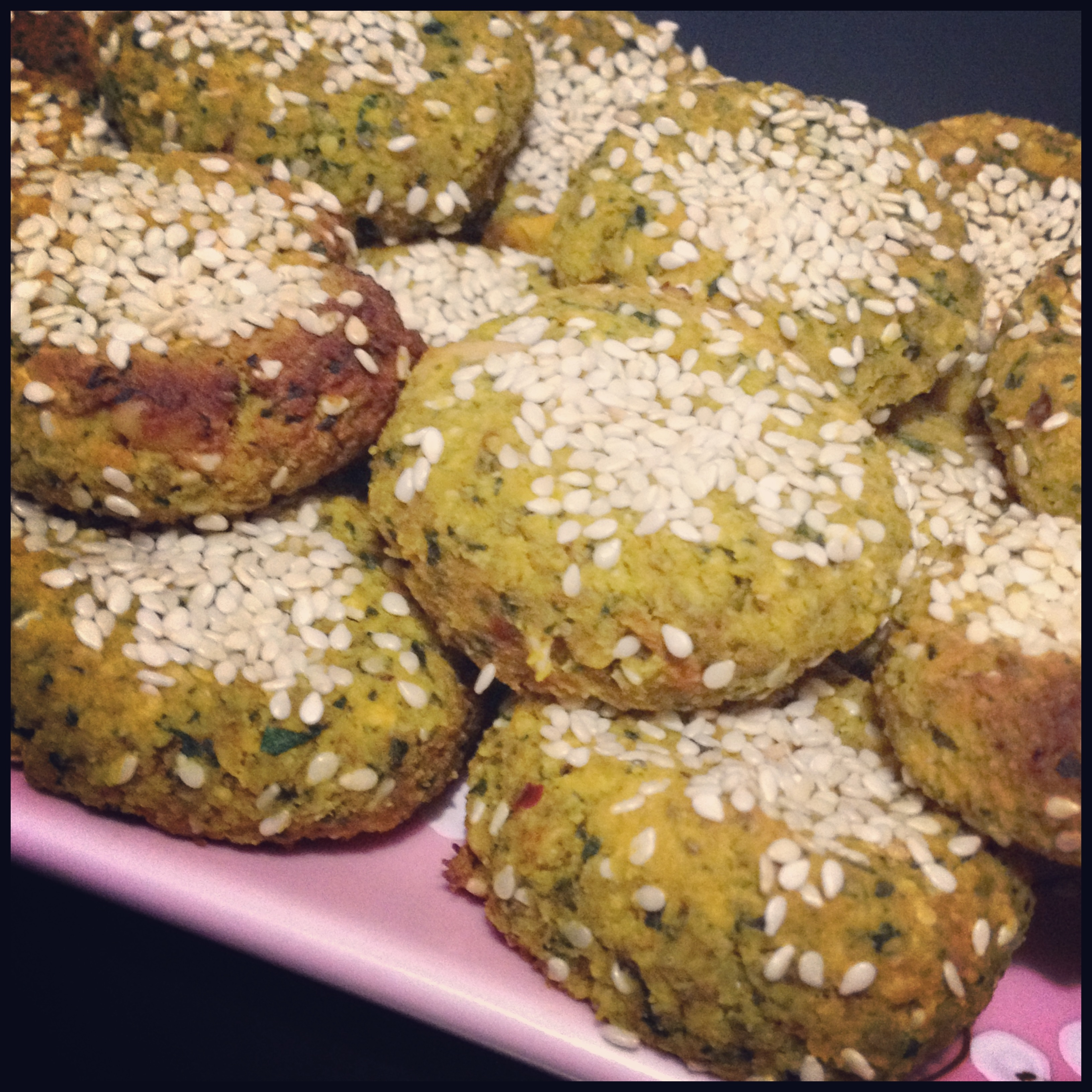 Spinach And Pine Nut Rolls: Happy Little Vegan